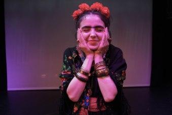 'Changes'// Frida Kahlo (2016)