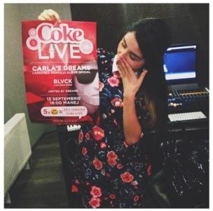 COKE live