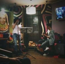 Tucano Cafe gig